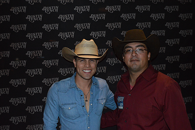 Taste of Country Christmas Tour VIP with Dustin Lynch