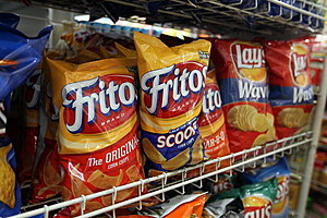 Pepsi And Frito Announce Plans To Cut Sodium, Sugar, And Fat From Products