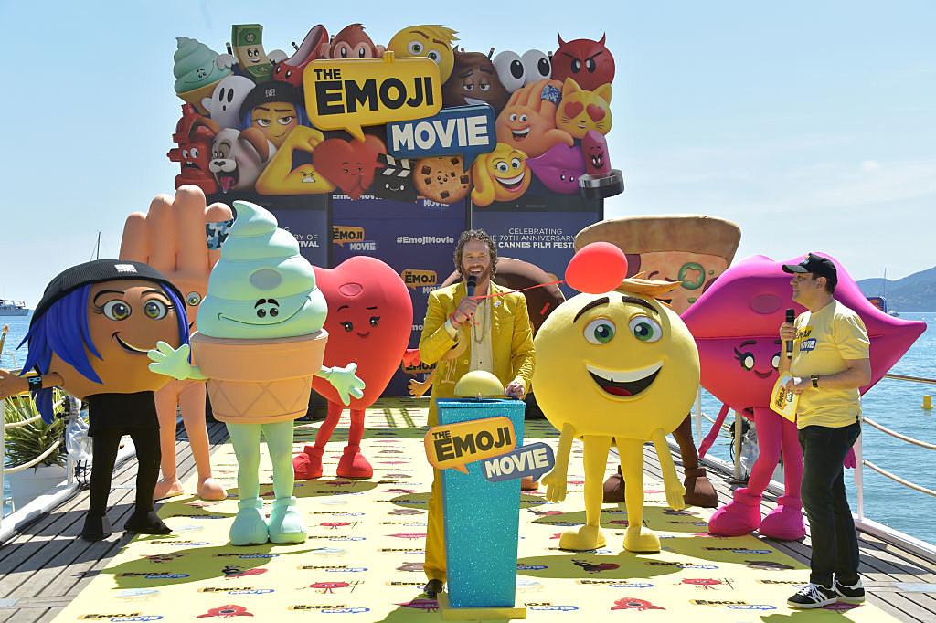 """The Emoji Movie"" Photocall - The 70th Annual Cannes Film Festival"
